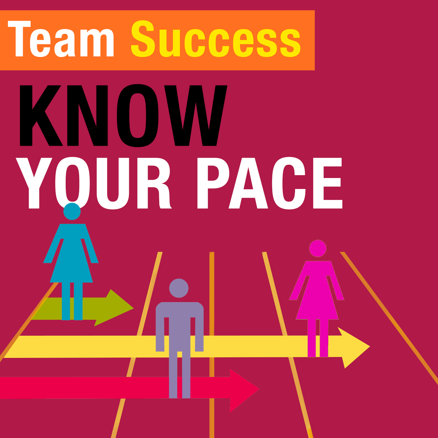 Know Your Pace - Team Success Podcast