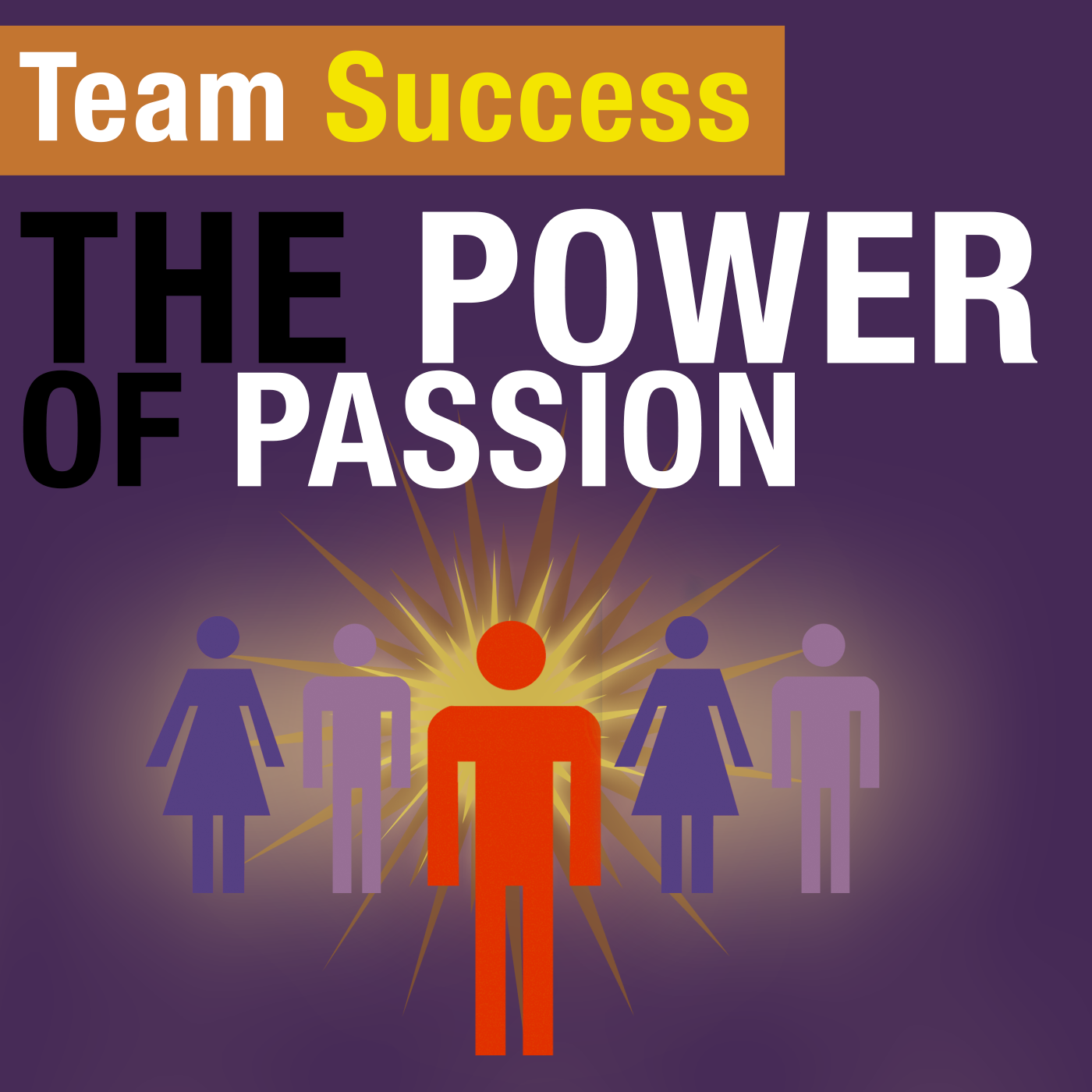 The Power Of Passion - Team Success Podcast