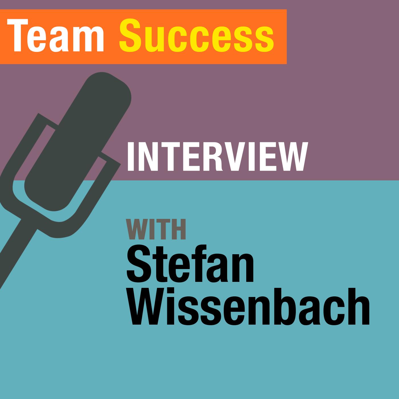 An Interview With Stefan Wissenbach