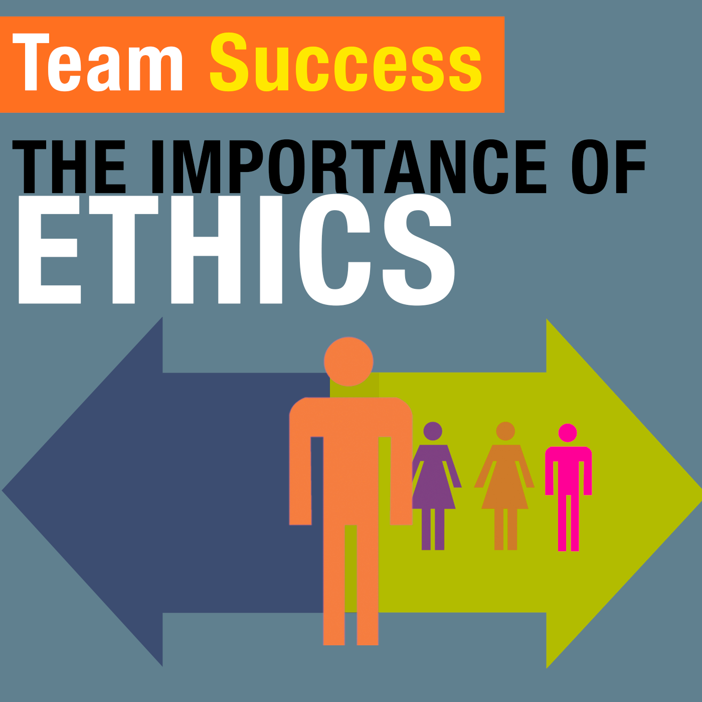 The Importance Of Ethics - Team Success Podcast