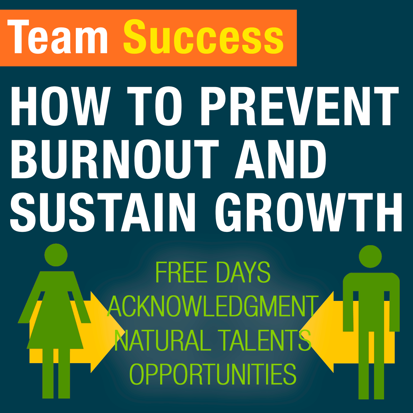 How To Prevent Burnout - Team Success Podcast