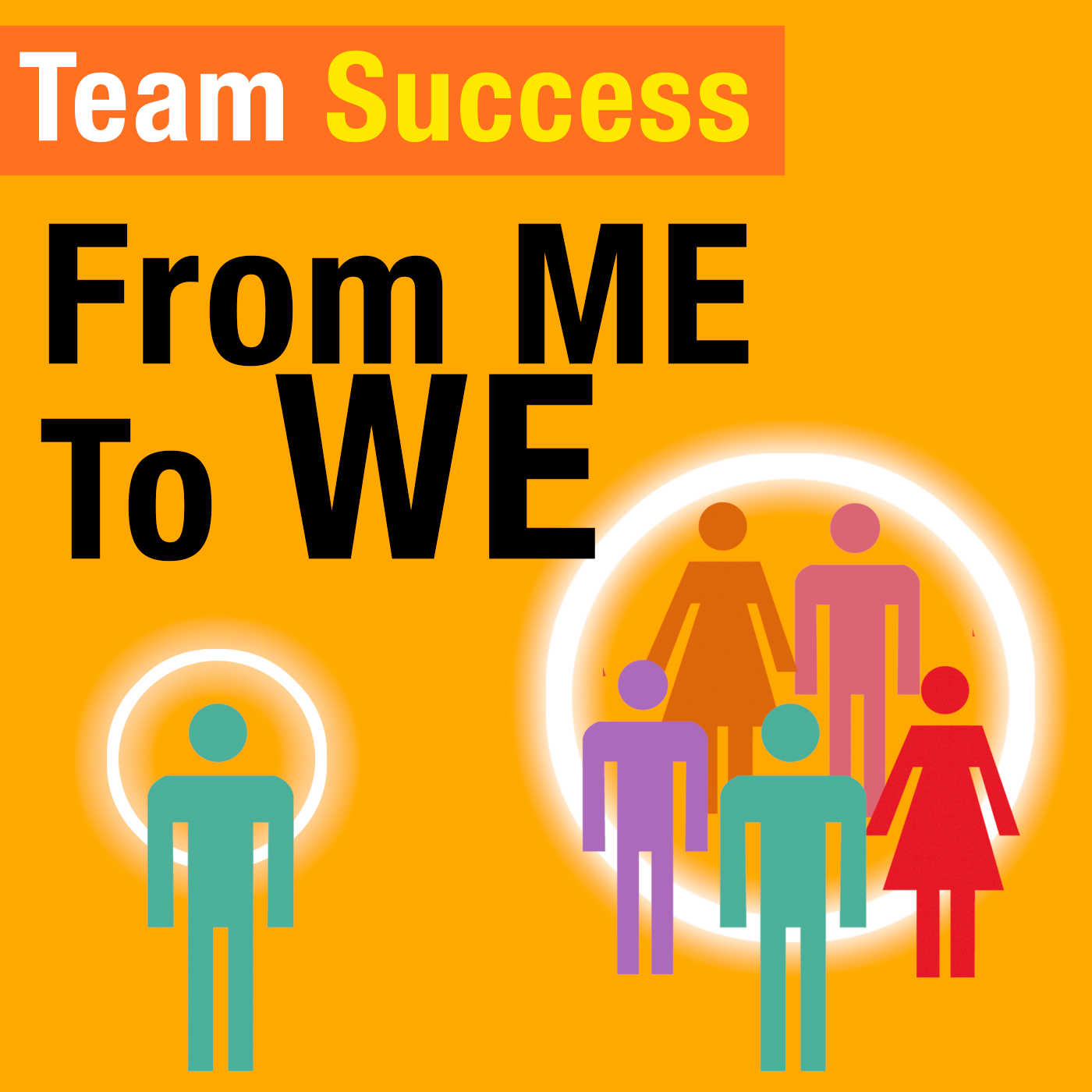 From Me To We: A Leadership Transition - Team Succes Podcast
