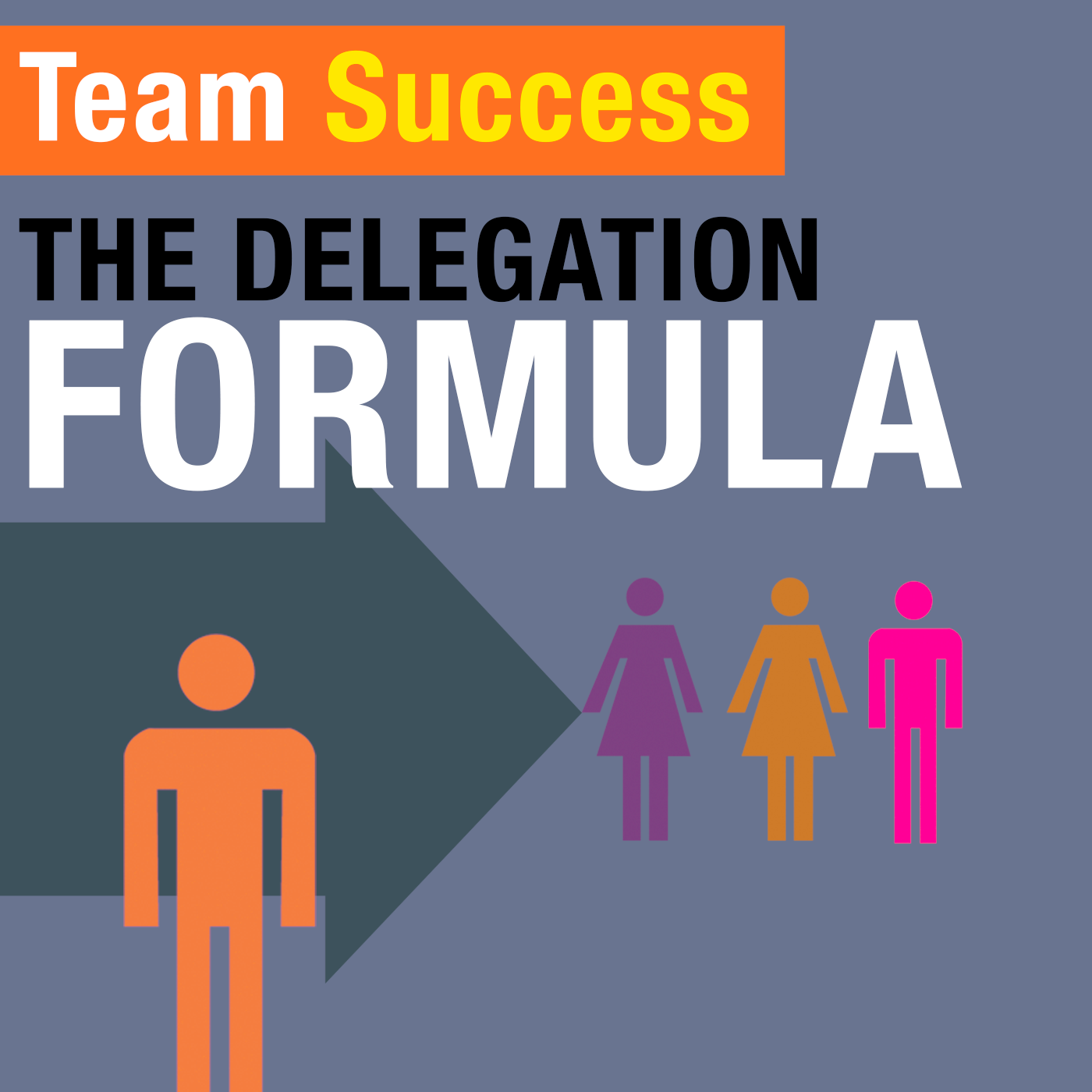 The Delegation Formula - Team Success Podcast