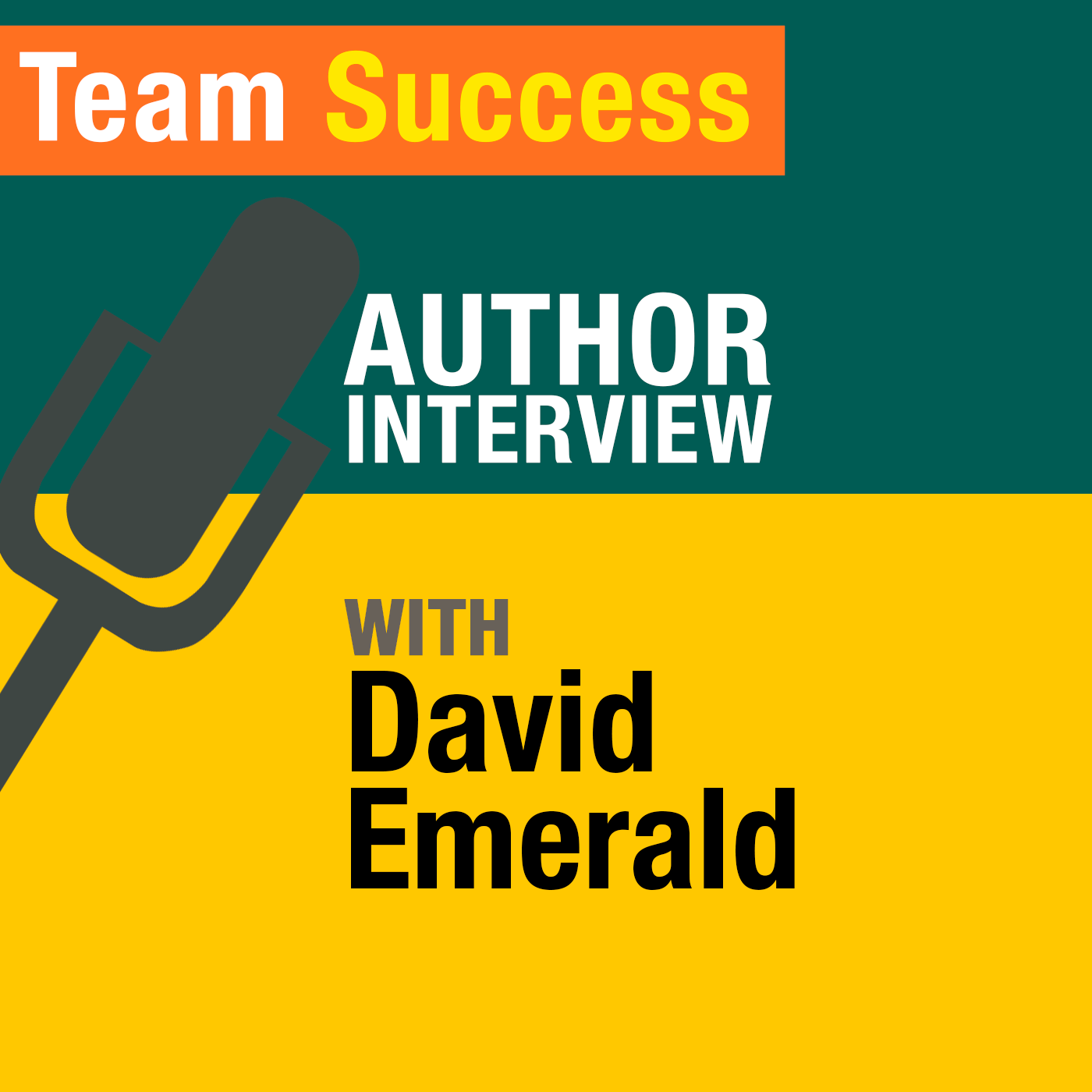 Author Interview with David Emerald