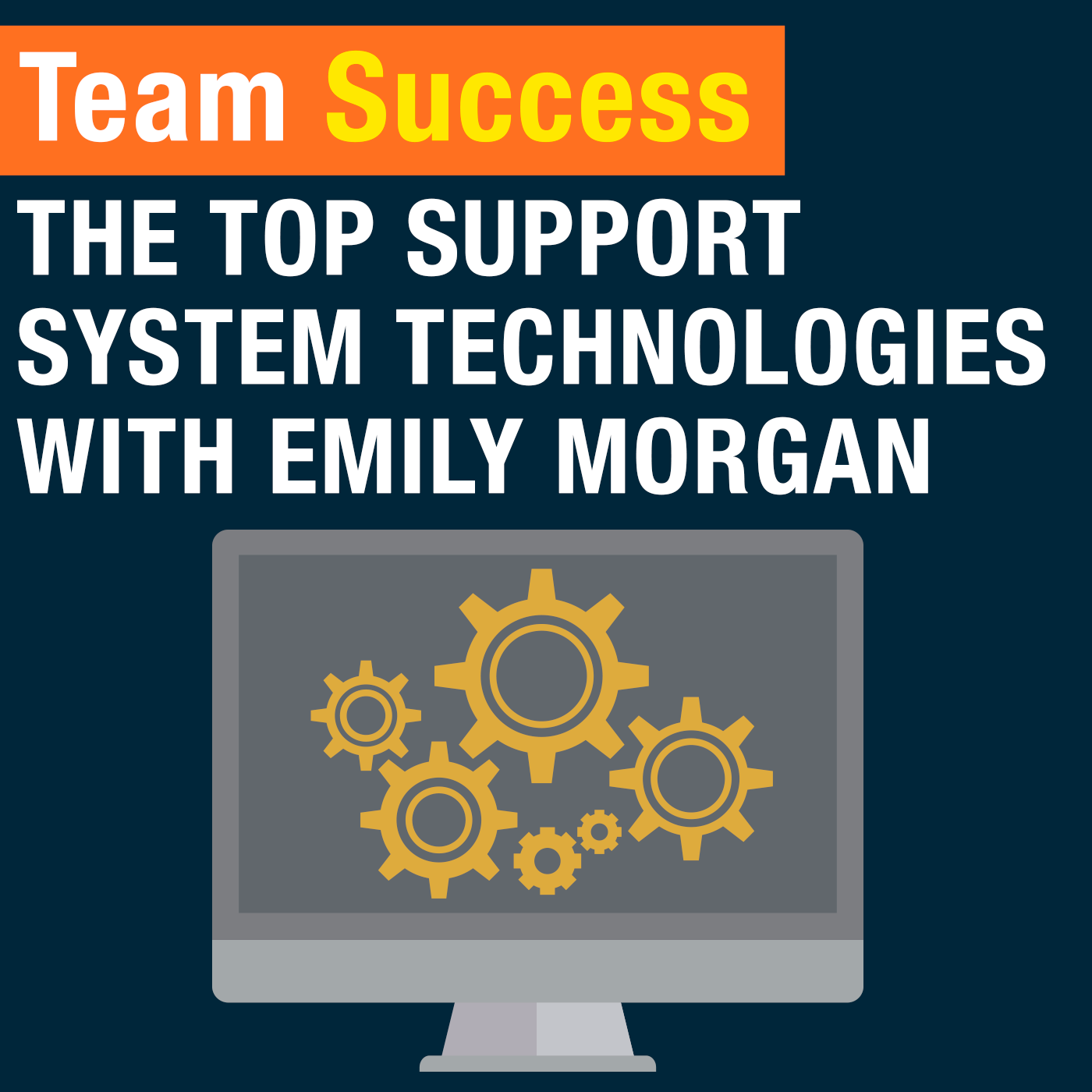 The Top Support System Technologies with Emily Morgan of Delegate Solutions