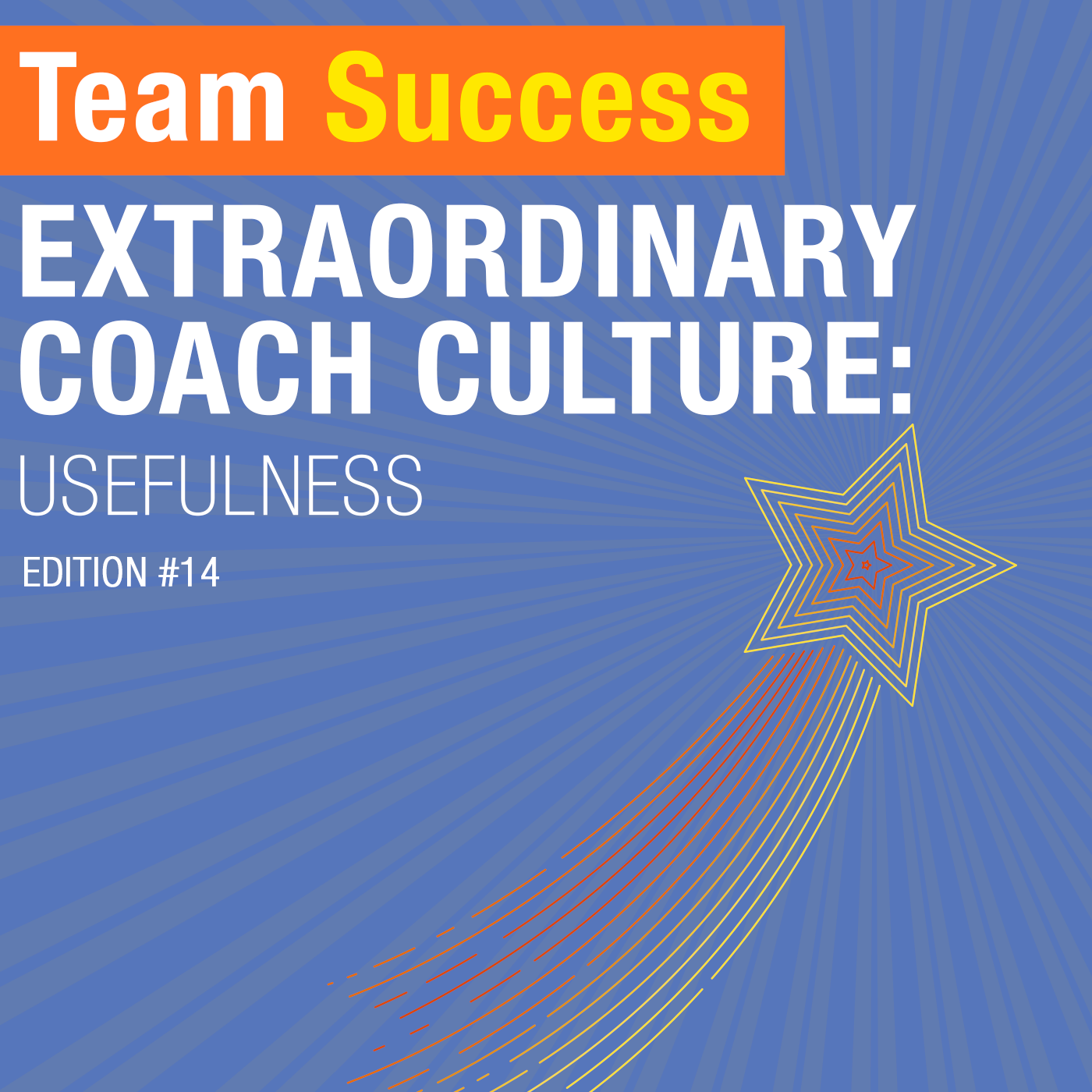 Extraordinary Coach Culture: Usefulness