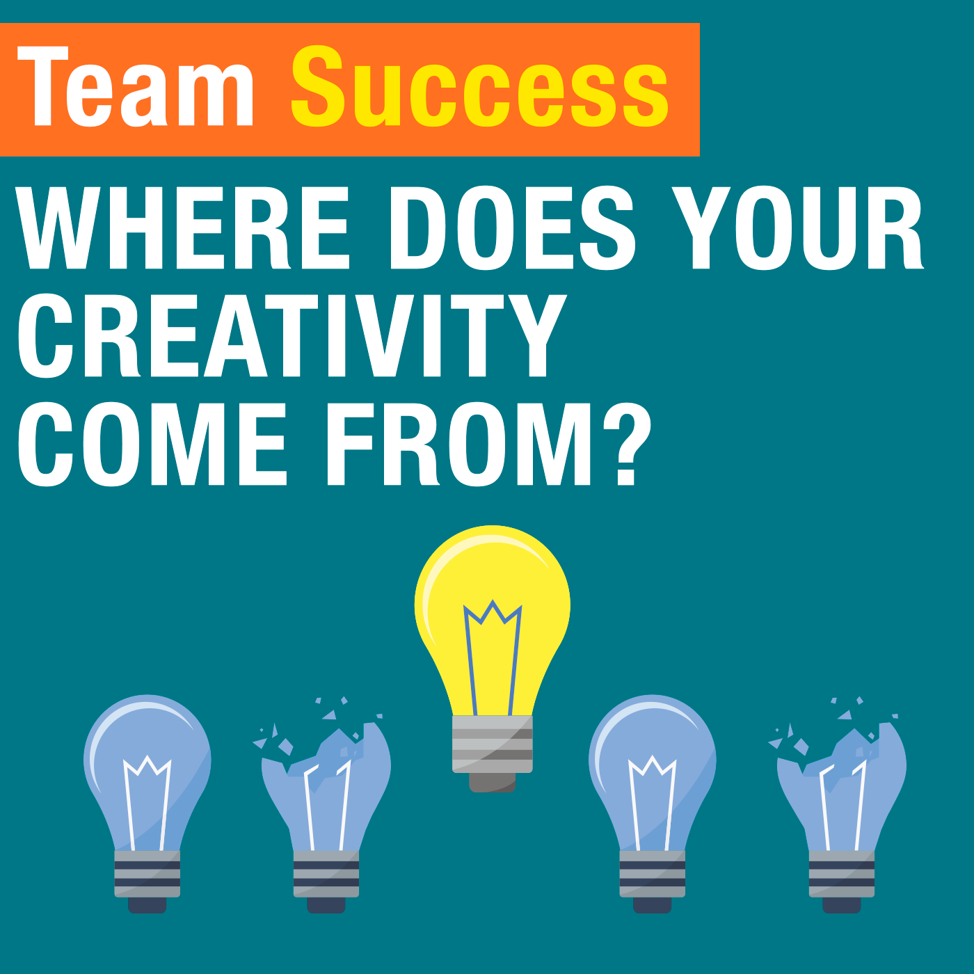 Where Does Your Creativity Come From?